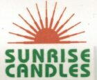 Sunrise Candles