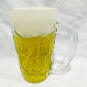 Beer Mug scented Candle